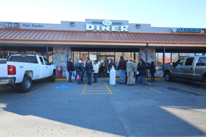 CJ's Diner closed temporarily by judge's order