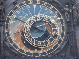 PRAQUE Astronomik saat