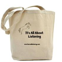 its_all_about_listening_tote_bag