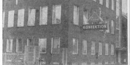 M. A. Petersens Konfektionsfabrik, Horsens Folkeblad 28-11-1974