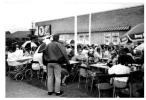 Brugsens sommer-grillfester var et tilløbsstykke. De startede i 1984 som en fejring af Brugsens 75 års jubilæum