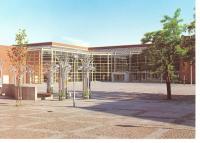 Rådhuset på Rådhustorvet. B1346