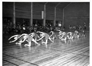 HSGF eliteholdet 1952