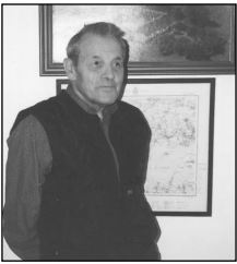 Johannes Eskerod. Foto 2011.