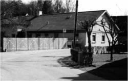Agervej 2, der i gamle dage var adressen for Stensballe Forsamlingshus. Tidligere bragt i Persillekræmmeren nr. 28, 2005