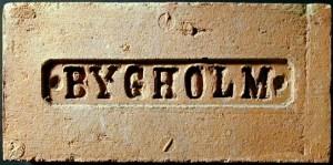 Bygholm Teglværk sten a