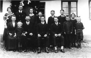 Familien_Johanne_og_Morten_Nielsen_Foto_ca_1924