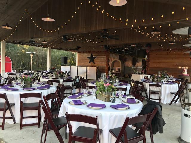 Ranch Barn Wedding Venue   Orlando, FL