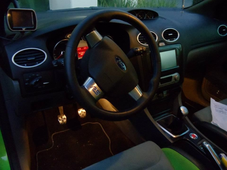 A Mk2 Focus RS is for sale on Ebay in the United States, and it has ...
