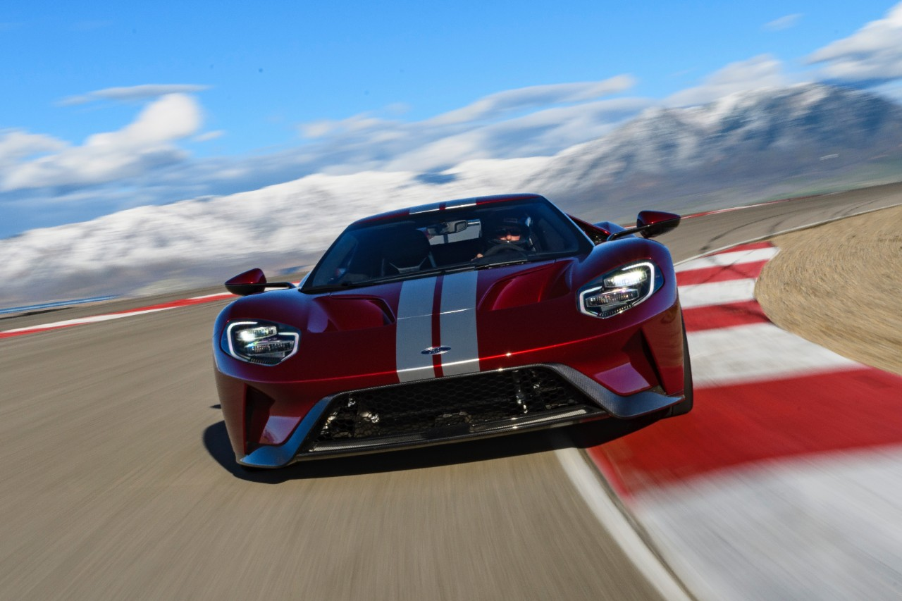 Ford GT and Mustangs and F Series Pickups – Siblings Under the Skin