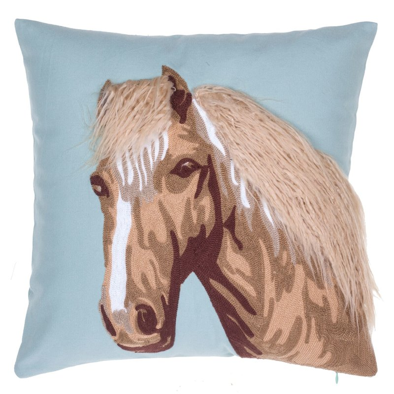 equestrian throw pillows for your home