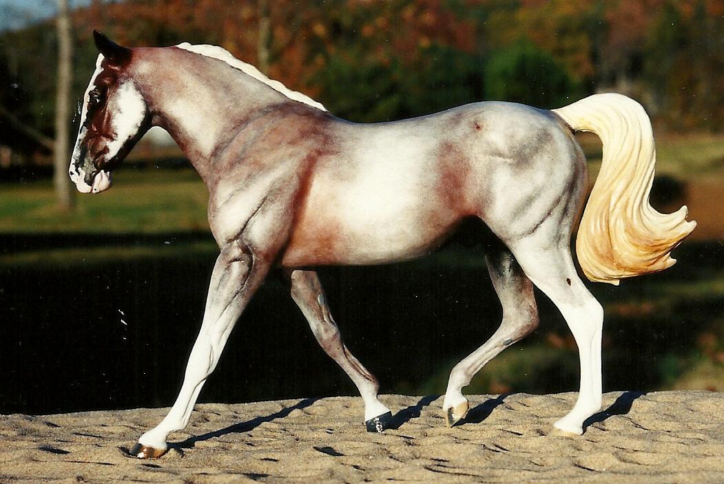 Breyer Tennessee Walking Horse