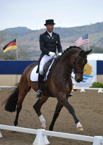Steffen Peters, Rosamunde, CDP, California