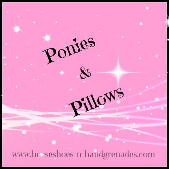 Ponies & Pillows Cover Edited