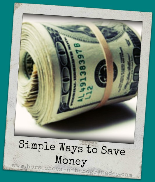 WaystoSaveMoney