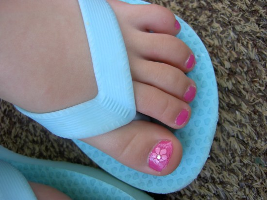 PaintedToeNails