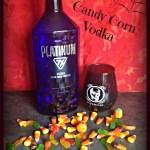 DIY Candy Corn Flavored Vodka