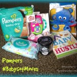 Pampers #BabyGotMoves