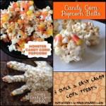 Quick & Easy Candy Corn Treats