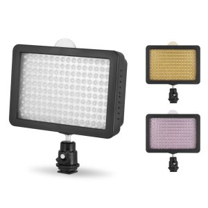 Chromo Inc. 160 LED Panel Light #Review