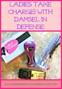 Damsel In Defense – Ladies Take Charge!