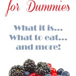 Whole30 For Dummies – What is it all about?