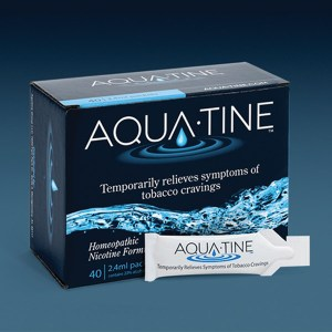 Want to Stop Smoking? Try Aqua-tine