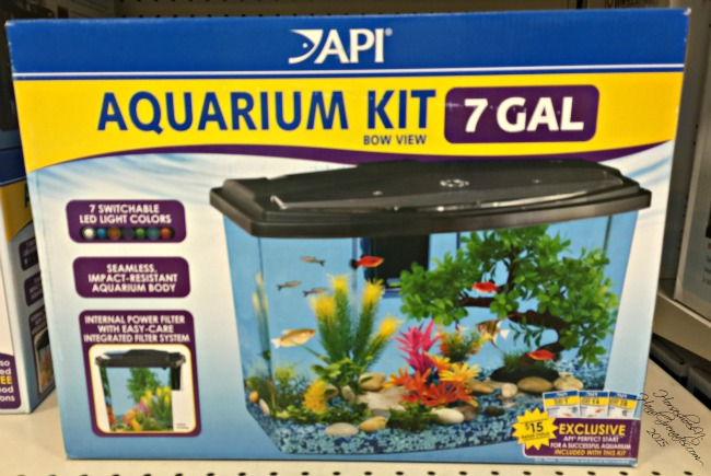 API Aquarium Kit