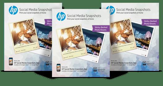 HP Social Media Snapshots