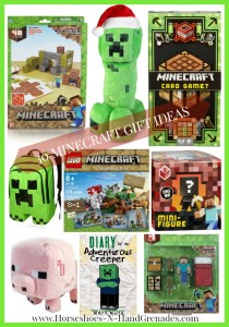 30 Minecraft Gift Ideas