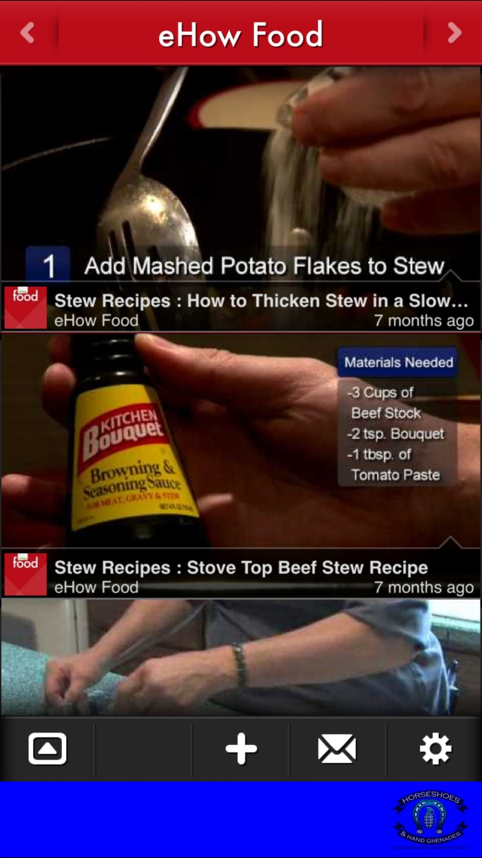 just recipes
