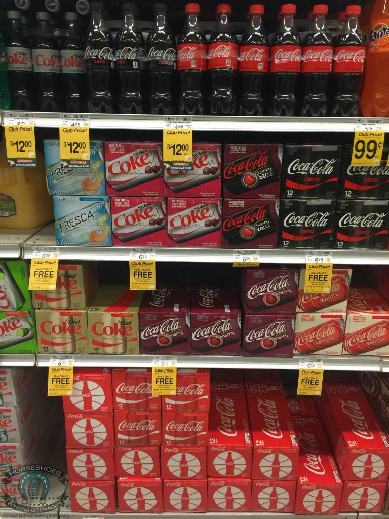 Safeway Coca-Cola