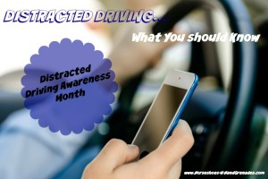 What You Should Know About Driving Distracted