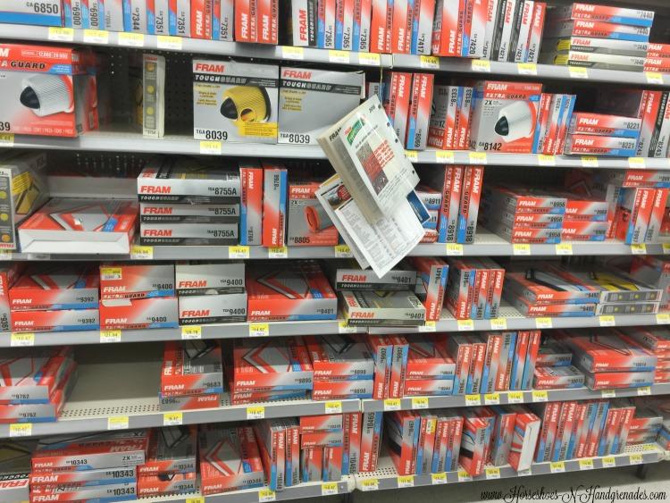 FRAM at Walmart