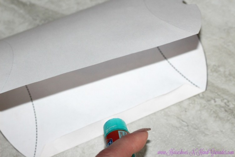 Glue Long Edges