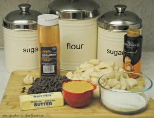 CC Monkey Bread Ingredients