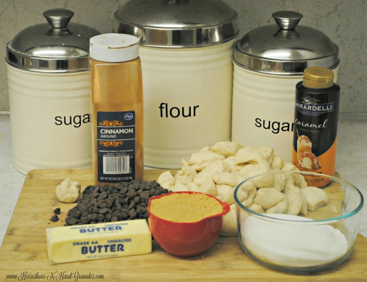 CC Monkey Bread Ingredients