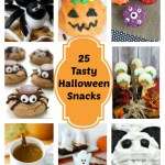 25 Super Fun Halloween Inspired Snacks & Treats