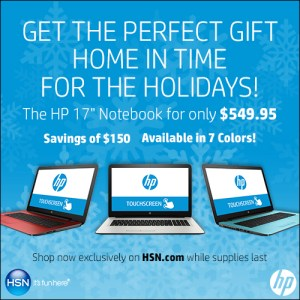 The HP Deals at HSN Just Won't Stop!