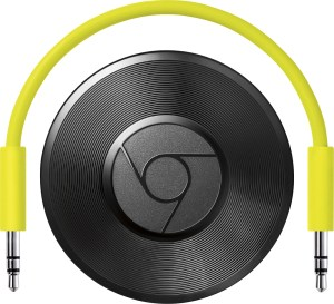 Music on Your Terms With Chromecast Audio at Best Buy