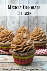 Mexican Chocolate Cupcakes Recicpe
