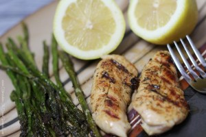 The Easiest Lemon Grilled Chicken Ever!