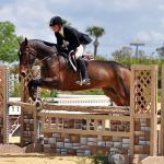 ASPCA Maclay winner Michael Murphy on Winnetou (Owner Elizabeth Patz) Tournament of Champions at the Bob Thomas Equestrian Center. Photo © 2010 Lindsay Y McCall/PMG.