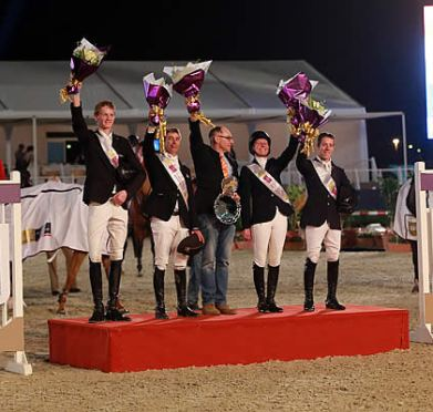 Historic Win for The Netherlands in First Leg of Furusiyya FEI Nations Cup