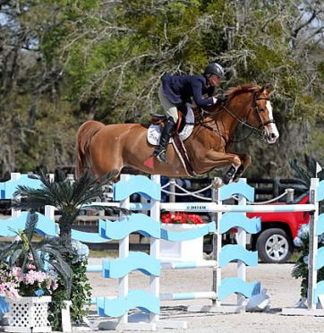 Tracy Fenney and MTM Timon Win the $25,000 SmartPak Grand Prix