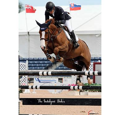Conor Swail and Martha Louise Win $33,000 Ruby et Violette WEF Challenge Cup Round 10