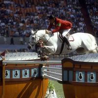 Greg Best and Gem Twist, 1988 Olympic Silver Medalists, won the American Invitational in 1989