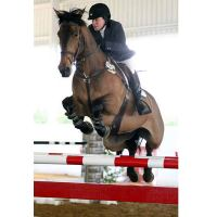 Erin Haas and Admiral Clover