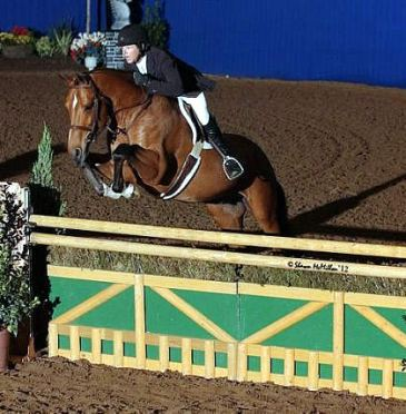 Peter Pletcher and NLF Shakespeare's Rhythm Take Top Honors at Spring Gathering Horse Show