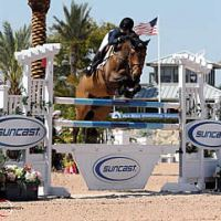 Jessica Springsteen and Vindicat W